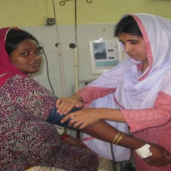 Reducing Maternal & Infant Mortality in Balochistan