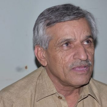 Dr. Shah Muhammad Marri