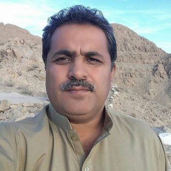 Mr. Ahmed Jan Baloch