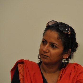 Ms. Nazish Brohi
