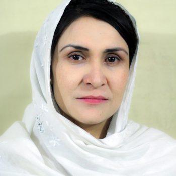 Ms. Arifa Shamozai
