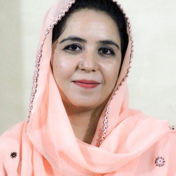 Ms. Noor Bano