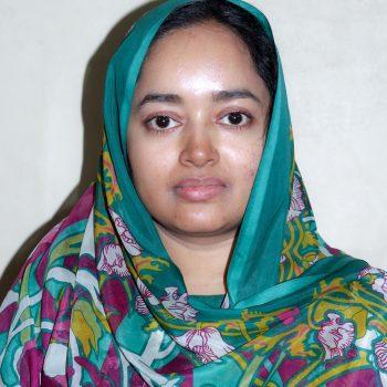 Ms. Sumera Masoom